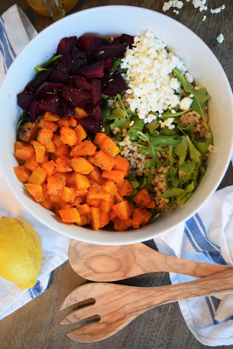 Whole Foods Butternut Squash Salad