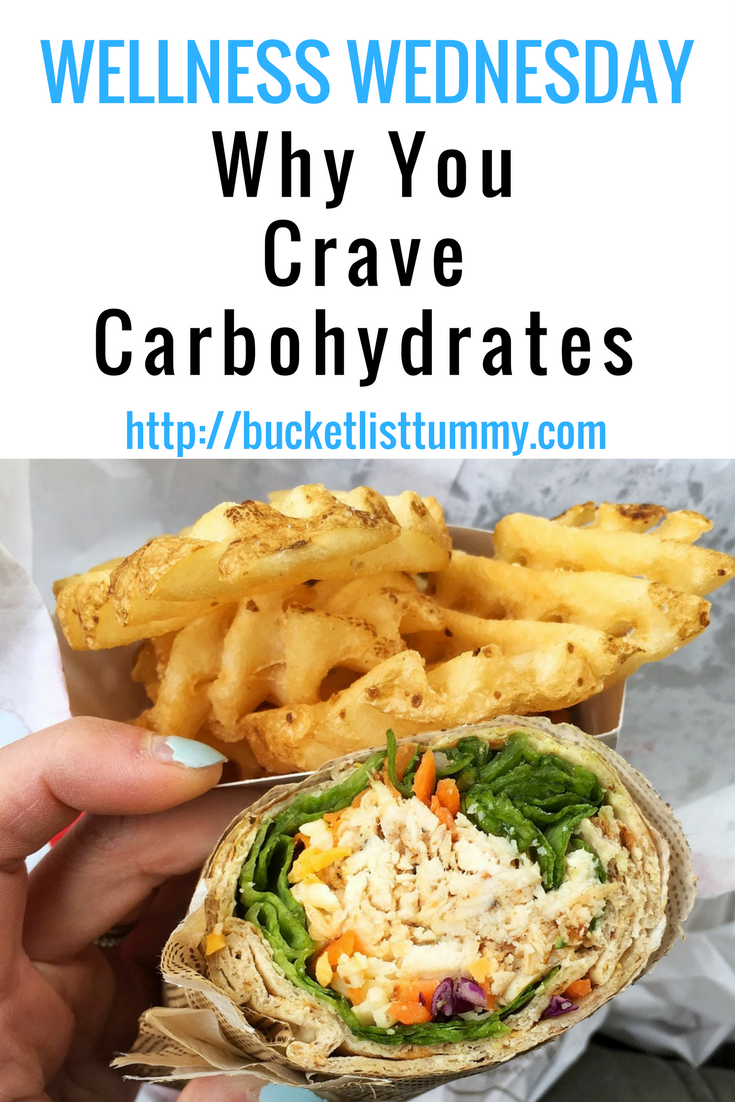 Why You Crave Carbohydrates | Wellness Wednesday