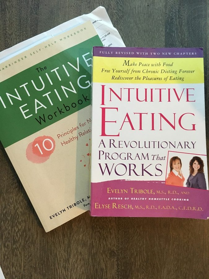 Questions About Intuitive Eating